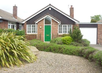 Thumbnail 3 bed bungalow for sale in Briardene Crescent, Gosforth, Newcastle Upon Tyne