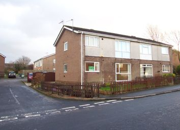 Thumbnail 2 bed flat to rent in Harringdale Road, High Harrington, Workington, Cumbria
