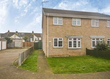 Thumbnail 3 bedroom semi-detached house to rent in Matthews Close, Deal