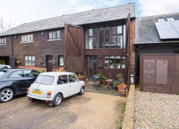 Orchid Cottages, Cockering Road, Canterbury CT1. 2 bed barn conversion for sale