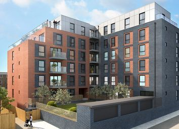 Thumbnail 3 bed flat for sale in 2 Goldstone Lane, Hove