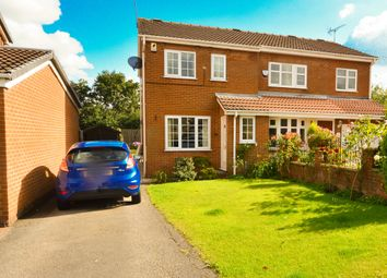 Thumbnail 2 bed semi-detached house to rent in Hartland Drive, Sothall, Sheffield