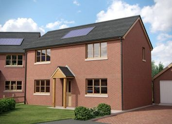 Thumbnail 3 bed detached house for sale in River View Close, Boughrood, Brecon