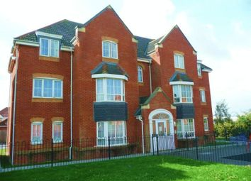 Thumbnail 2 bed flat for sale in Kings Chase, Andover