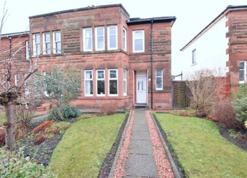 Thumbnail 3 bed end terrace house for sale in Carswell Gardens, Glasgow