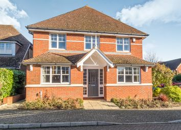 Thumbnail 4 bed detached house for sale in Admiral Way, Kings Hill, West Malling