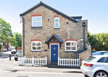 Thumbnail 2 bedroom end terrace house for sale in South Road, Weybridge