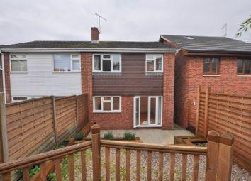 Thumbnail 3 bedroom semi-detached house to rent in Elmwood, Sawbridgeworth