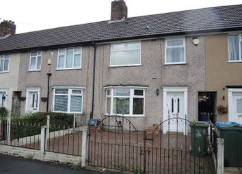 Thumbnail 3 bed terraced house for sale in Finch Road, Dovecot, Liverpool