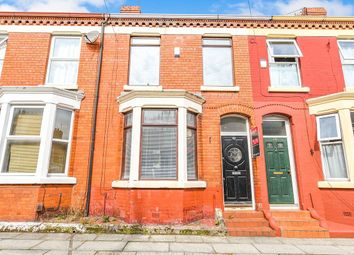Thumbnail 3 bed terraced house for sale in Rosslyn Street, Liverpool