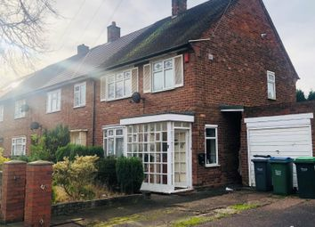 Thumbnail 3 bed property to rent in Meyrick Road, West Bromwich