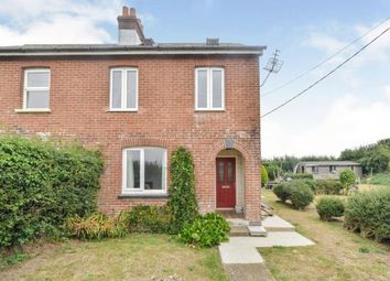 Thumbnail 3 bed semi-detached house for sale in Shepherds Lane, Arreton, Newport