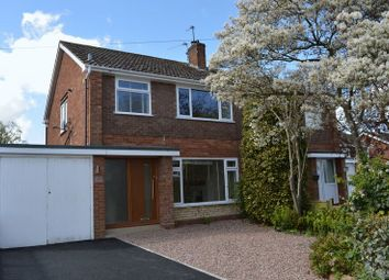 Thumbnail 3 bedroom semi-detached house to rent in Melrose Gardens, Wellington, Telford