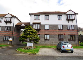 Thumbnail 1 bed flat for sale in St Michaels Close, Devonport, Plymouth