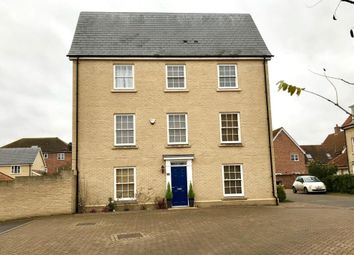 4 bed town house for sale in Cyprian Rust Way, Soham, Ely CB7