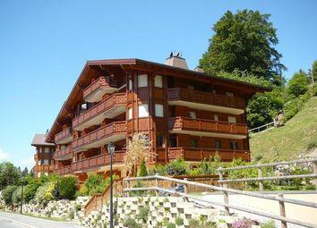 Thumbnail 1 bed apartment for sale in Barboleuse (Villars/Gryon), District D'aigle, Vaud, Switzerland