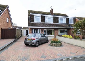 Thumbnail 3 bed semi-detached house for sale in Payne Road, Hutton, Weston-Super-Mare