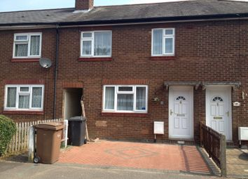Thumbnail 3 bed terraced house to rent in Trent Road, Luton, Beds