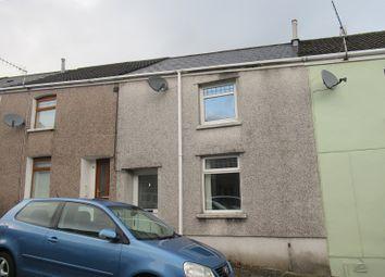 2 bed terraced house for sale in Union Street, Maesteg, Bridgend. CF34