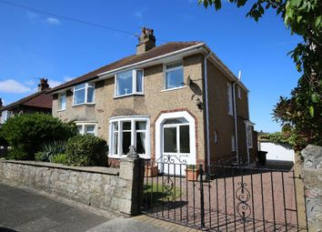 Thumbnail 3 bed semi-detached house for sale in Seymour Avenue, Heysham, Morecambe