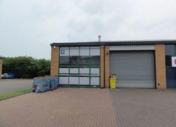 Thumbnail  Studio to rent in Bentley Court, Finedon Road Industrial Estate, Wellingborough