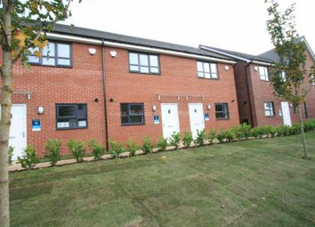 Thumbnail 2 bed mews house to rent in The Point, Bugle Close, Salford