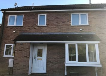 Thumbnail 2 bed property to rent in Muntjac Close, Eaton Socon, St. Neots
