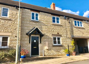 Thumbnail 3 bed terraced house for sale in Pine Rise, Witney
