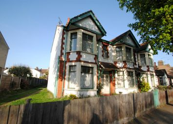 Thumbnail 2 bedroom flat for sale in St. Benets Road, Southend-On-Sea