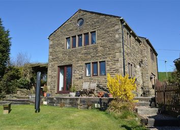Thumbnail 5 bed farmhouse for sale in Roebuck Lane, Strinesdale, Oldham