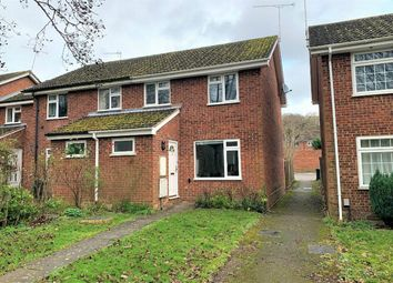 3 bed end terrace house for sale in Danebury Walk, Frimley, Camberley, Surrey GU16