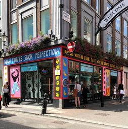 Retail premises to let in Carnaby Street, London W1F