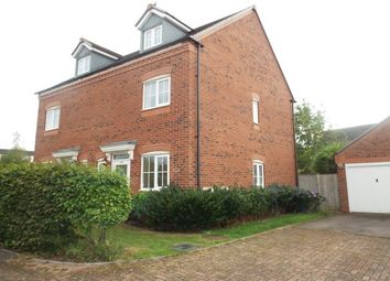 Thumbnail 3 bed property to rent in Sainte Foy Avenue, Lichfield