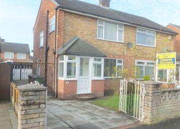Thumbnail 3 bed semi-detached house to rent in Kendal Drive, Rainhill, Prescot