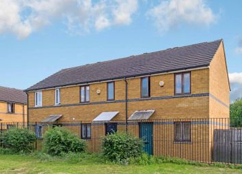Thumbnail 2 bed semi-detached house for sale in Odessa Road, Forest Gate, London