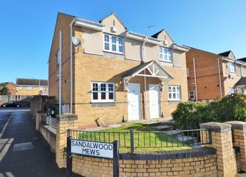Thumbnail 2 bedroom semi-detached house for sale in Chelwood Drive, Allerton, Bradford