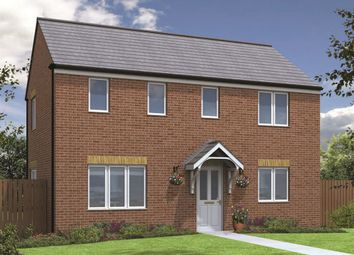 """Thumbnail 3 bedroom detached house for sale in """"The Clandon"""" at John Street Way, Wombwell, Barnsley"""