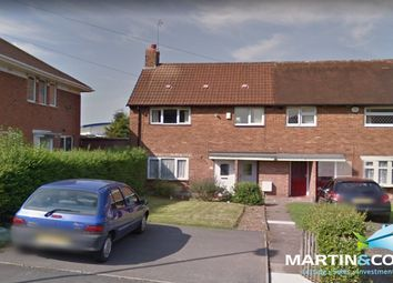 Thumbnail 3 bed semi-detached house for sale in Ludstone Road, Weoley Castle