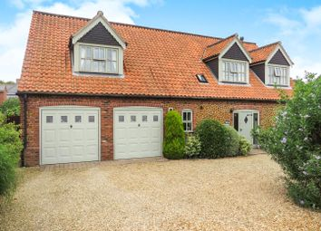 Thumbnail 4 bed detached house for sale in Homefields Lane, Hunstanton