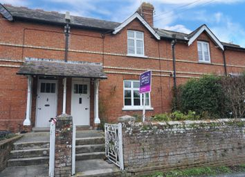 Thumbnail 2 bed terraced house for sale in Church Road, Shillingstone