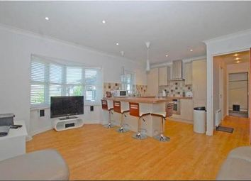Thumbnail 2 bed flat to rent in Halley Gardens, London