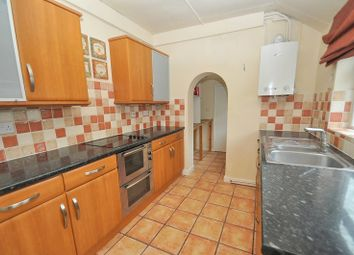 Thumbnail 2 bed end terrace house to rent in Broad Street, West Brampton, Newcastle Under Lyme