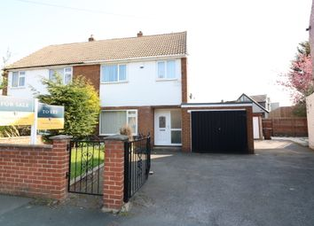 Thumbnail 3 bed semi-detached house for sale in Lyndon Avenue, Garforth, Leeds