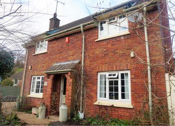 Thumbnail 3 bed detached house for sale in 9 Sampford Brett, Taunton