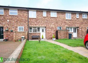 Thumbnail 3 bed terraced house for sale in Glamis Close, Cheshunt, Waltham Cross