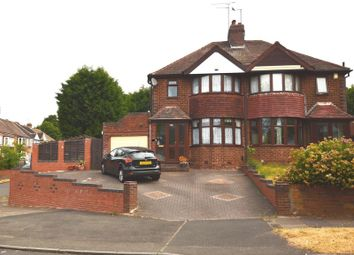 Thumbnail 3 bed semi-detached house for sale in Dyas Avenue, Great Barr, Birmingham