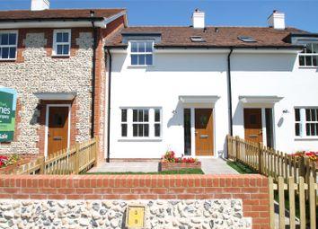 Thumbnail 2 bed terraced house for sale in Sea Road, East Preston, Littlehampton, West Sussex