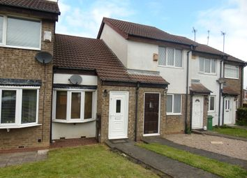 Thumbnail 1 bed terraced house for sale in Stirling Drive, Bedlington