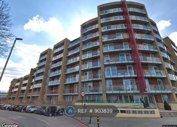 Thumbnail 1 bed flat to rent in Viridian Apartments, London