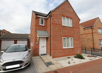 Thumbnail 3 bed detached house for sale in Clover Drive, Withernsea